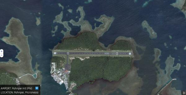 La prueba de que cualquiera isla, por pequeña que sea, puede tener un aeropuerto
