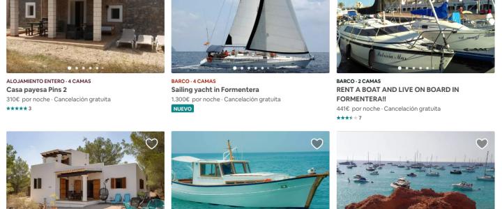 Formentera, entre los destinos de vacaciones más caros de Europa