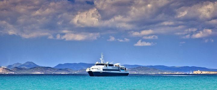 Los residentes en Baleares disfrutan de un descuento del 75% en el ferry a Formentera