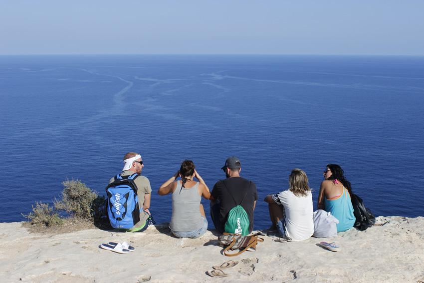 Formentera es un destino de vacaciones conocido por su tranquilidad