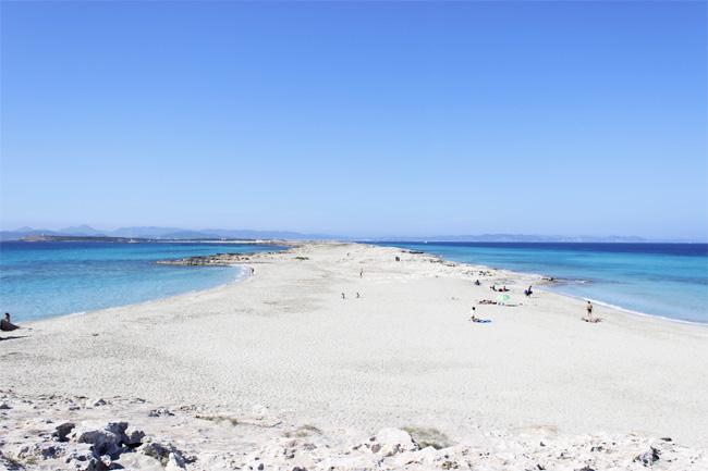 Esto es Formentera ¡Un paraíso!