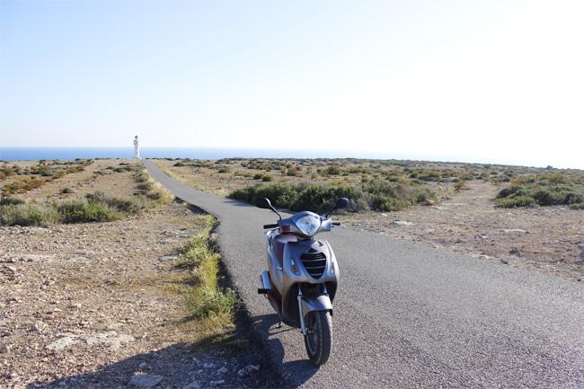 La moto es uno de los medios de transportes más versátiles