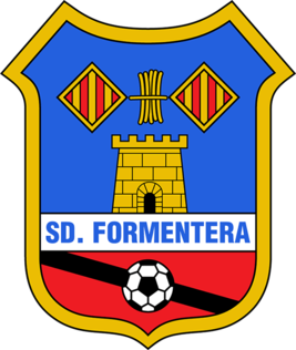 Escudo de la SD Formentera.
